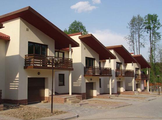 Загородное жилье в России развивается активнее, чем городское
