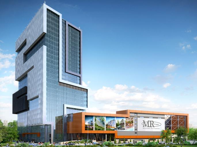 В столице открылся новый торговый центр «Водный»