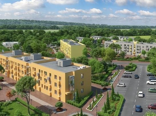 На рынок вышел новый малоэтажный комплекс ЖК «Альбертвиль»