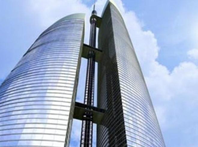 """Башня """"Федерация"""" в Москва-Сити стала самым высоким зданием в Европе"""