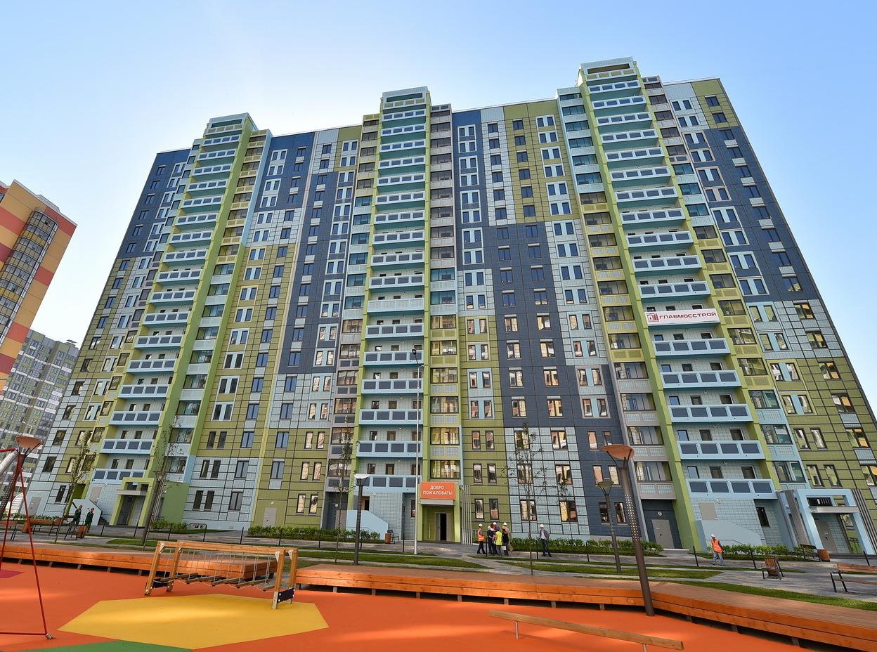 Москва переходит на новые стандарты панельного домостроения