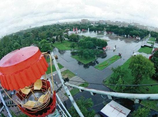 В Москве будут ежегодно благоустраивать и обновлять по 7 парков