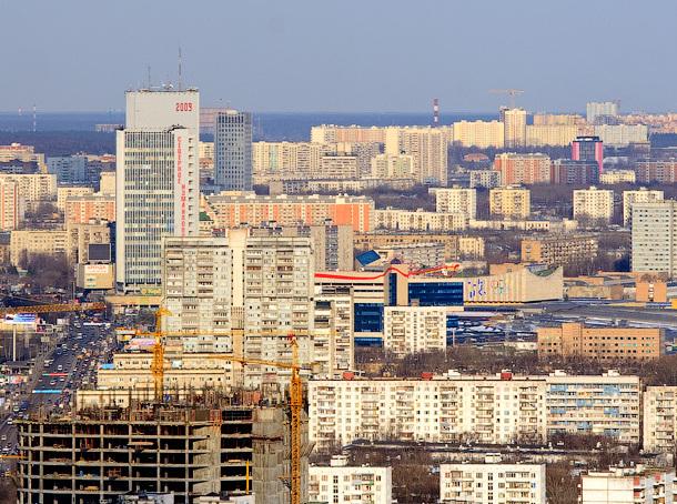 На престижном севере Москвы дешевле 7 миллионов можно купить только апартаменты