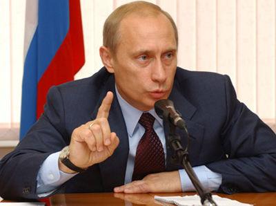 Путин пообещал продумать механизмы  по работе с управляющими компаниями
