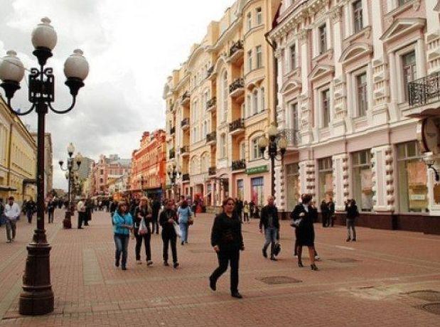 Москва стала вторым в мире мегаполисом по темпам развития