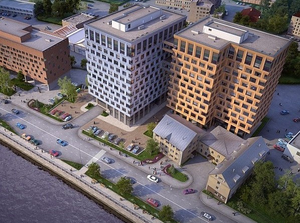 "В бизнес-центре ""Danilov Plaza"" продано 85% площадей"