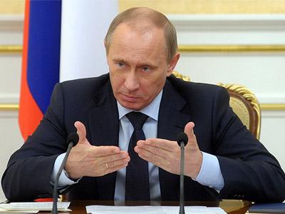 """Путин: в России скоро вступит в силу новая федеральная программа """"Жилище"""""""