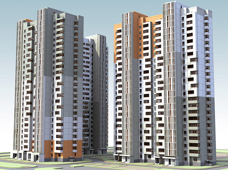 На юго-западе Москвы стартовали продажи в комплексе с квартирами от 5,9 млн рублей