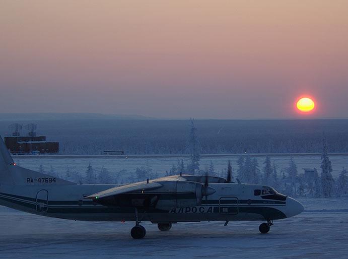 Россия построит стратегический полярный аэродром