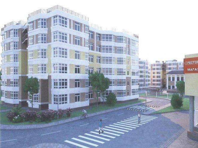 В Балашихе начались продажи комплекса с квартирами от 1,8 млн рублей