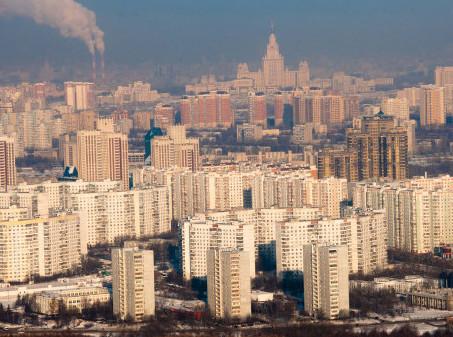 В Москве более половины квартир продается с дисконтом
