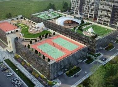 В Москве появился первый арт-паркинг
