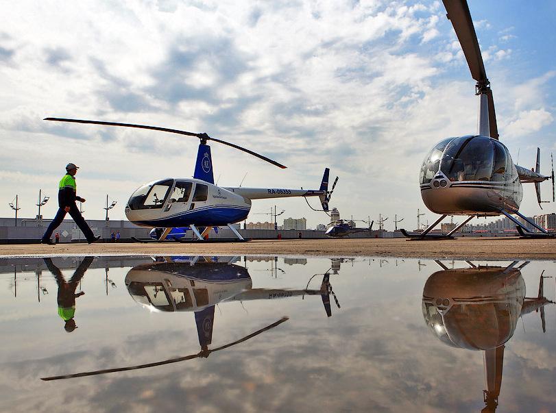 130 миллионов вложат в первый вертолетный центр в Ростове