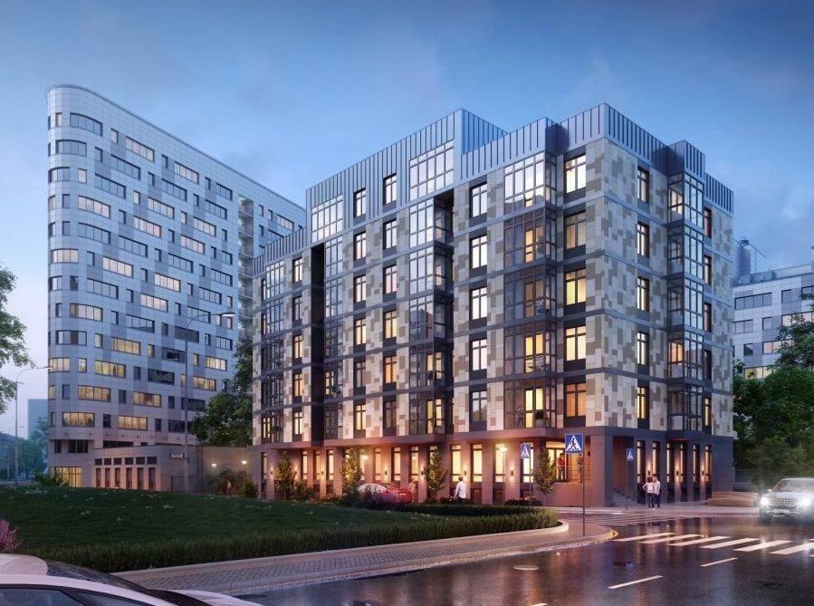 Апартаменты «Двинцев,14» стал финалистом премии «Рекорды рынка недвижимости-2015»