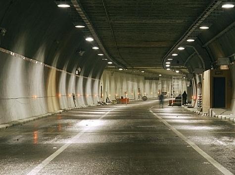В Москве осенью откроют Михалковский тоннель