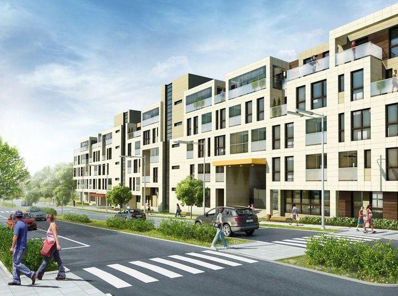 Квартиры в малоэтажных проектах дешевле на 10%