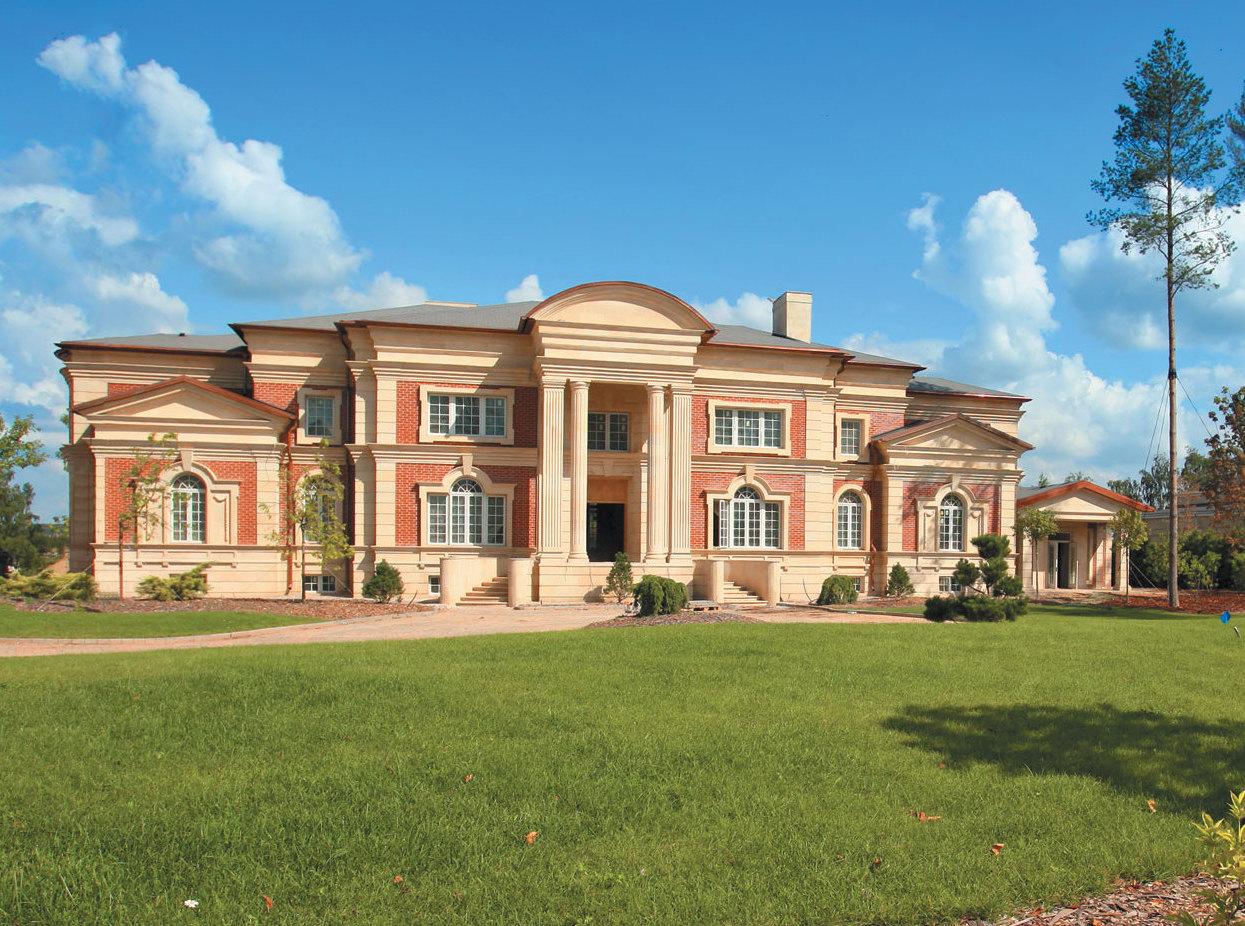 Самый дорогой дом в Подмосковье продается за 33 миллиона долларов