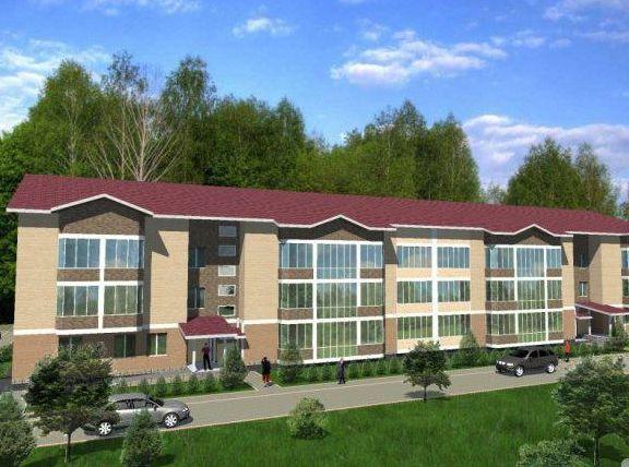 В ЖК «Кореневский форт» можно купить квартиру с недорогим ремонтом
