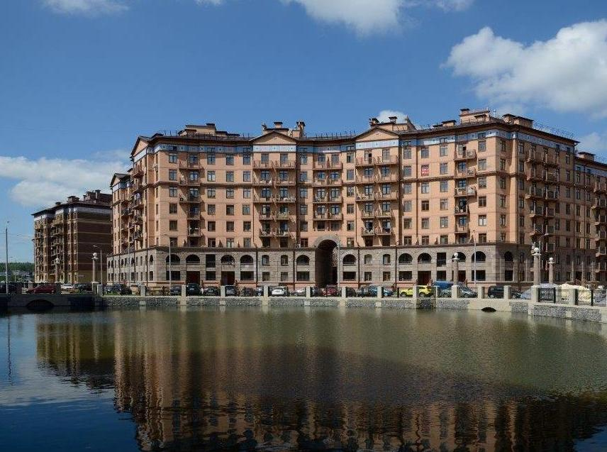 Строительство жилья в  ЖК «Город набережных» полностью завершено