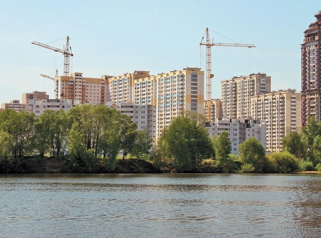 Треть квартир в России продается в ипотеку