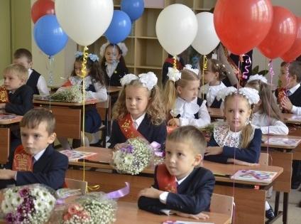 Группа компаний «СУ 22» открыла новую школу в поселке Свердловский Щелковского района