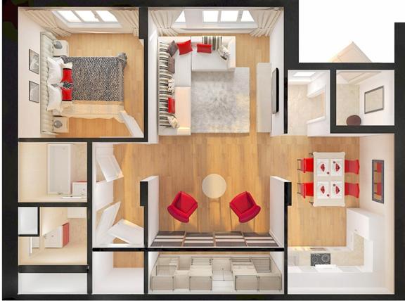 Новая опция: квартиры с отделкой в ЖК «Пеликан»!