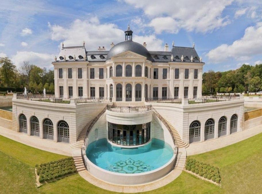 По рекордно высокой цене продан дом во Франции