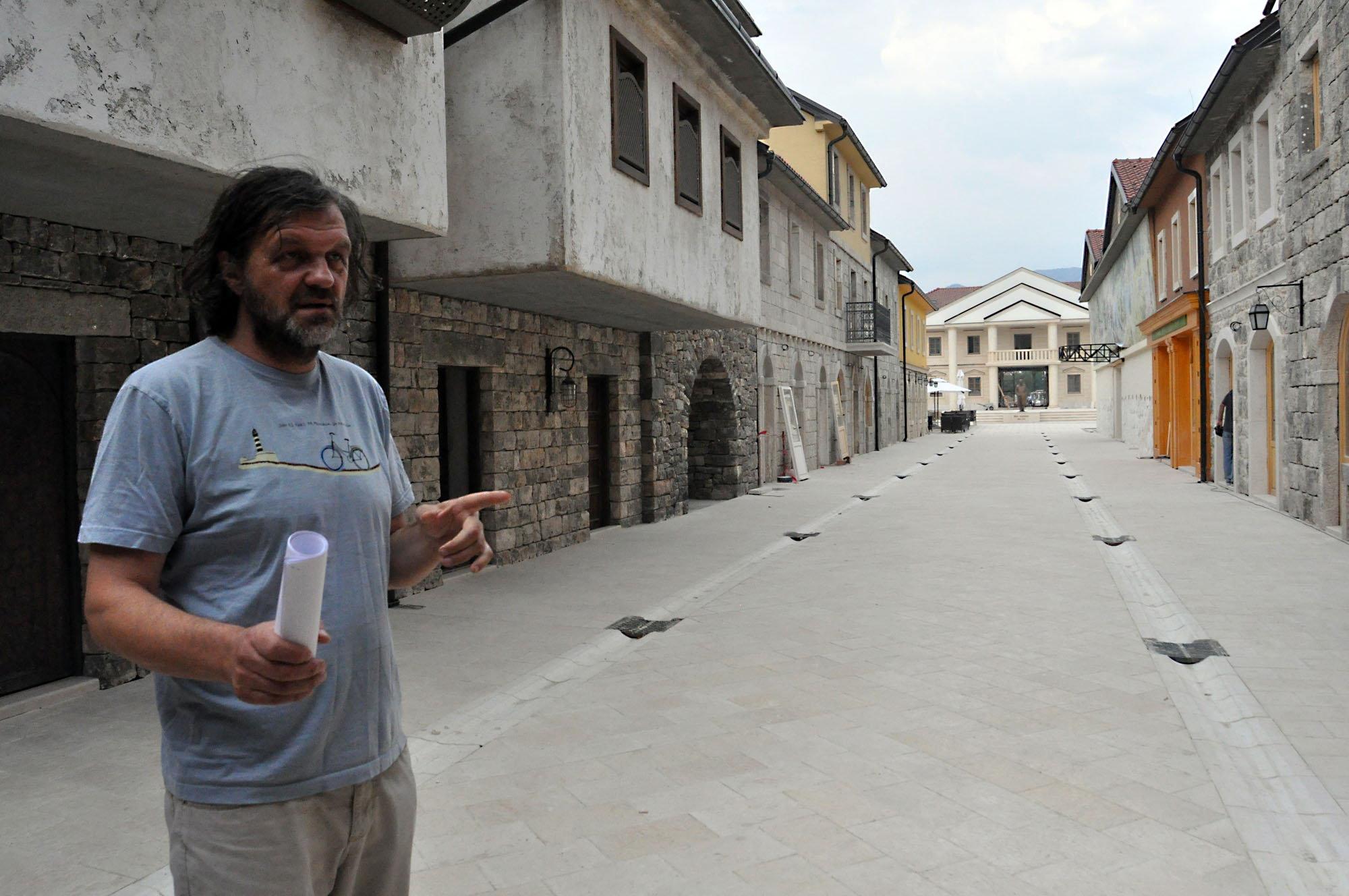 Эмир Кустурица построит еще один город в Сербии