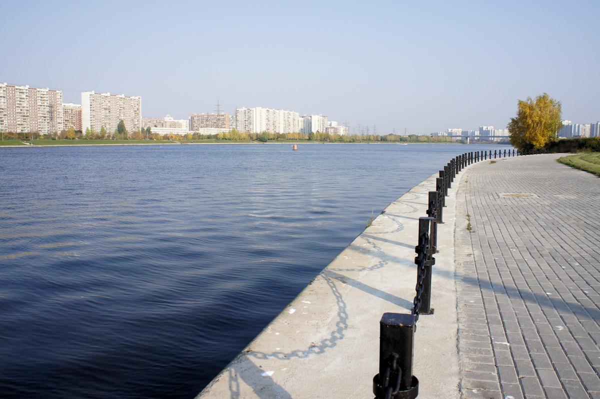 На Москве-реке появятся новые места для купания