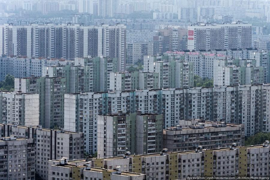 Олег Дерипаска заявил о необходимости расселить Москву