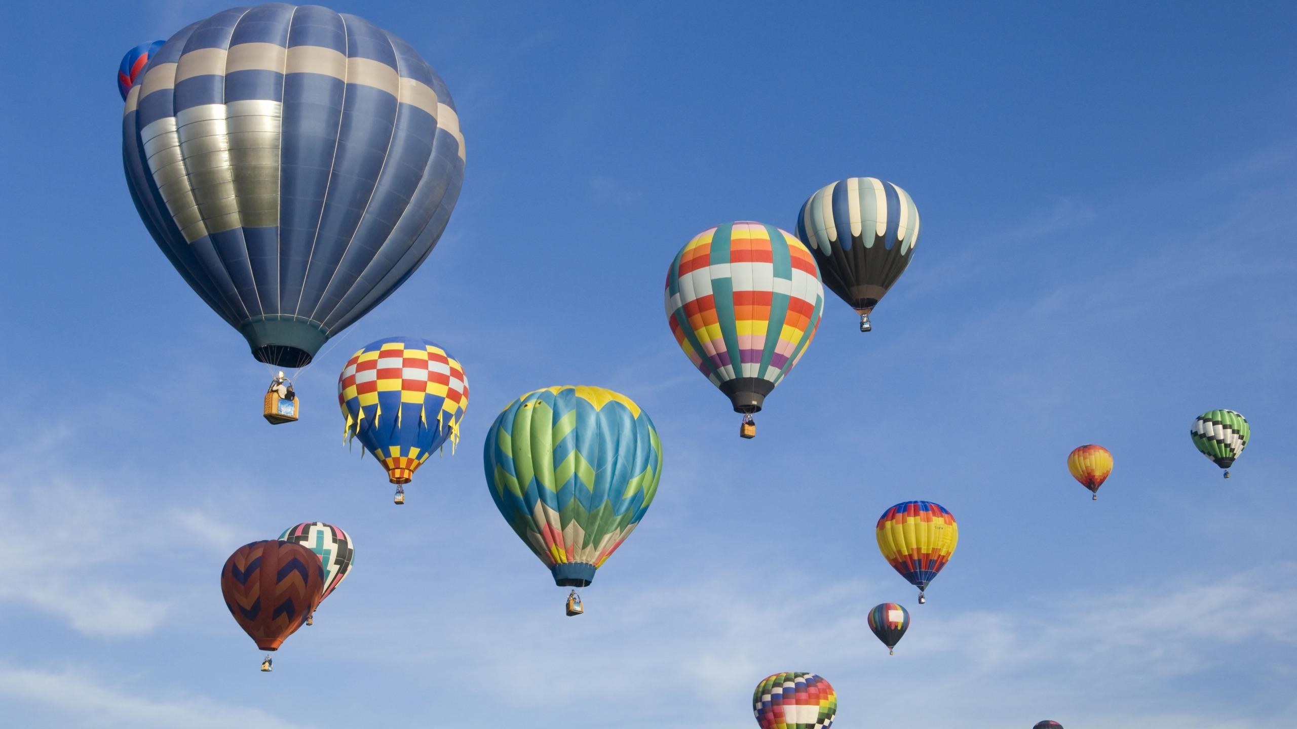 В «Лужниках» можно будет полетать на воздушном шаре