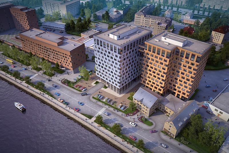 """Офисно-гостиничный комплекс """"Danilov Plaza"""" номинирован на премию CRE Awards 2016 года"""