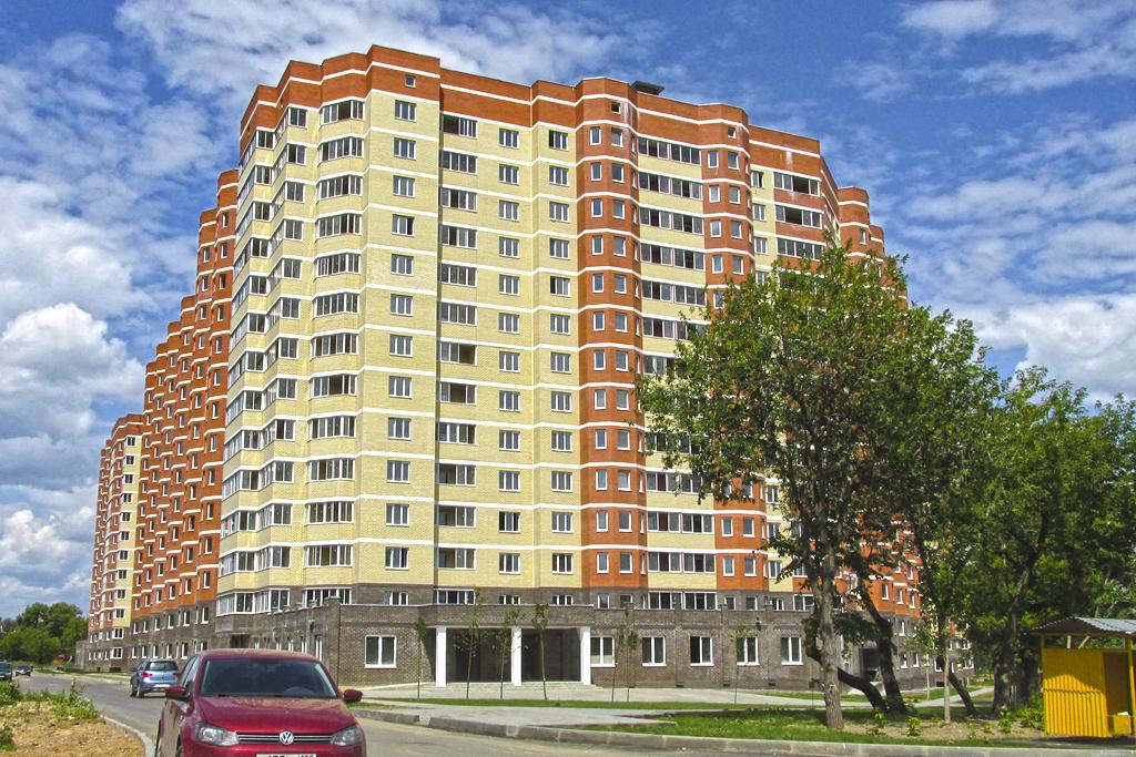 В Серпухове снижены цены на просторные «двушки» в ЖК «Жемчужина»