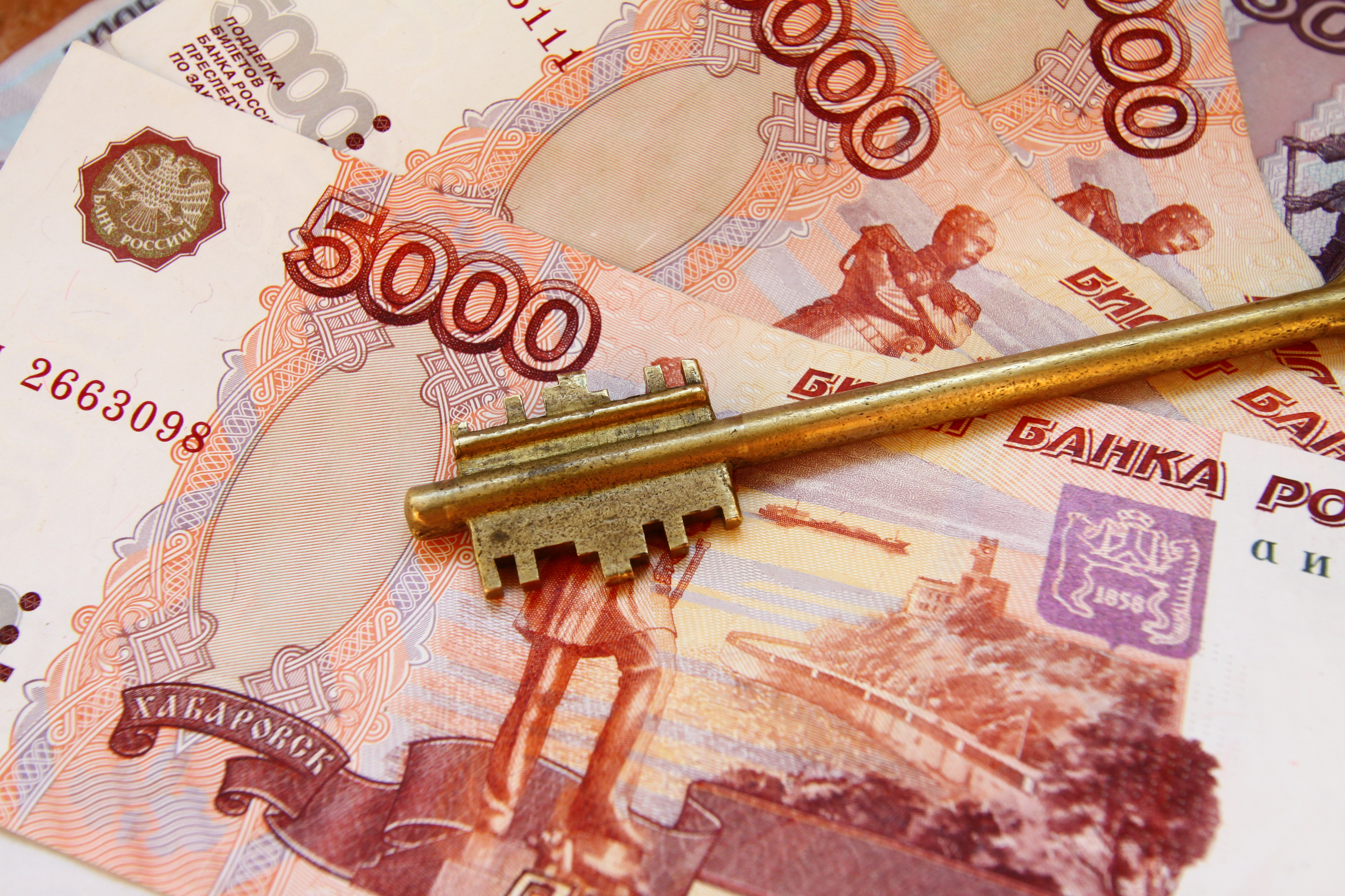 В России почти в три раза сократились объемы ипотеки
