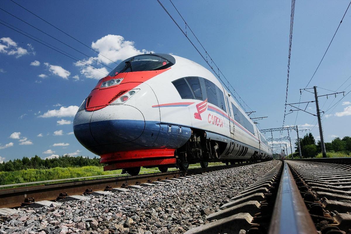 «Сапсан» будет останавливаться на транспортном узле «Петровско-Разумовская»