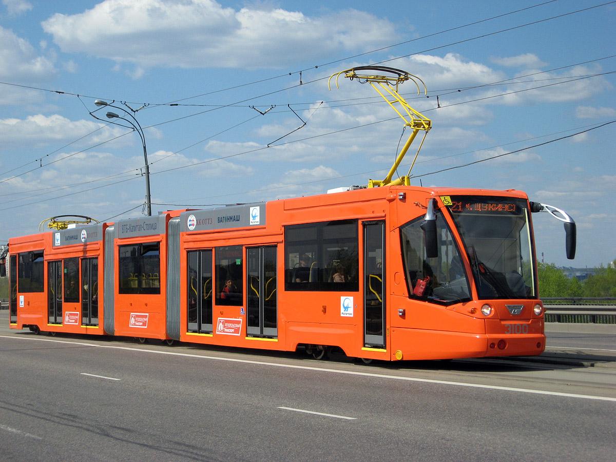 Готов проект планировки первого участка скоростного трамвая в Подмосковье