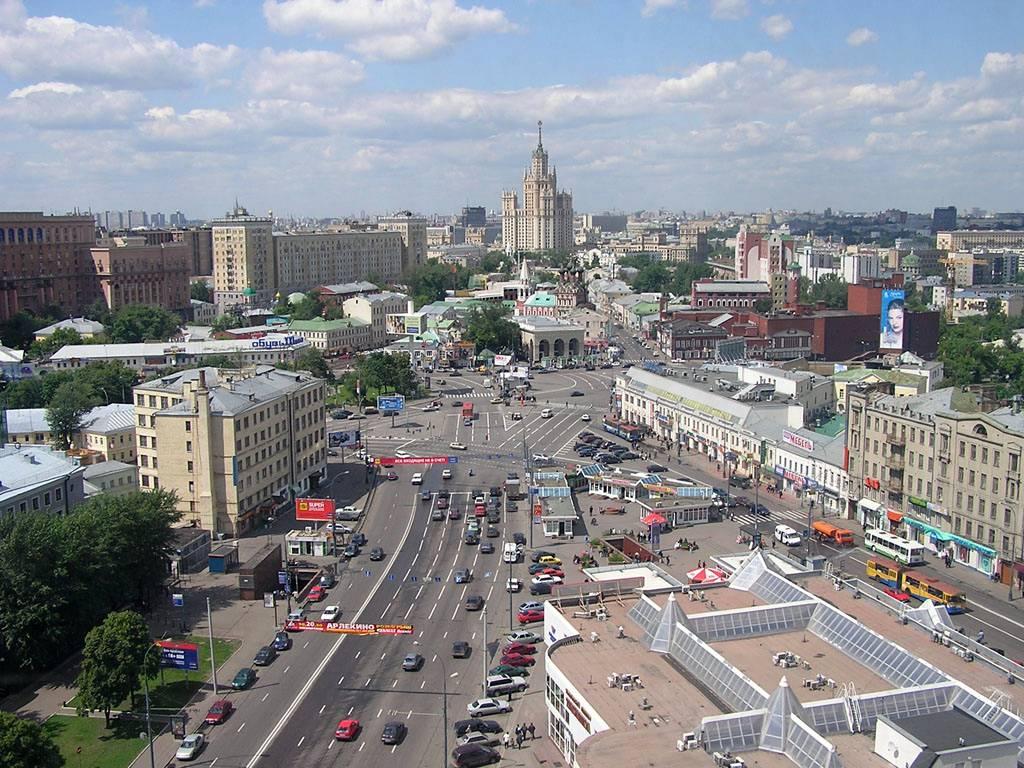 На благоустройство центральных улиц Москва потратит 4,9 млрд рублей