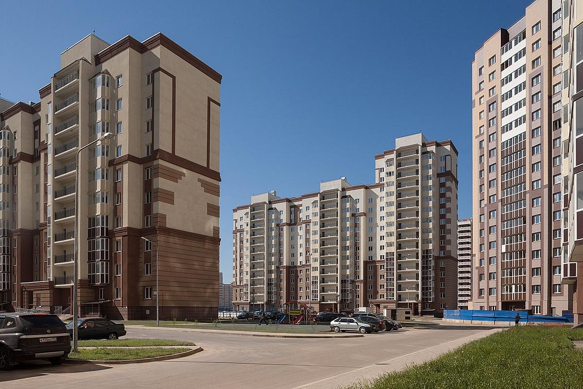 В ипотеку в классе «комфорт» приобретают менее трети жилья в столице