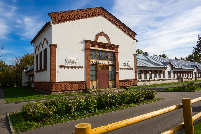 ВДНХ готова заплатить за ремонт павильона «Свиноводство» 50 млн рублей