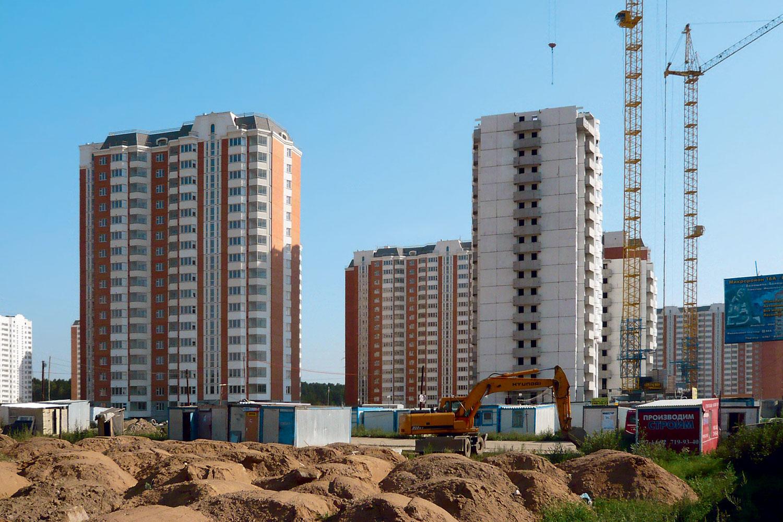 Подмосковных застройщиков оштрафовали на 2,9 млн рублей за неделю