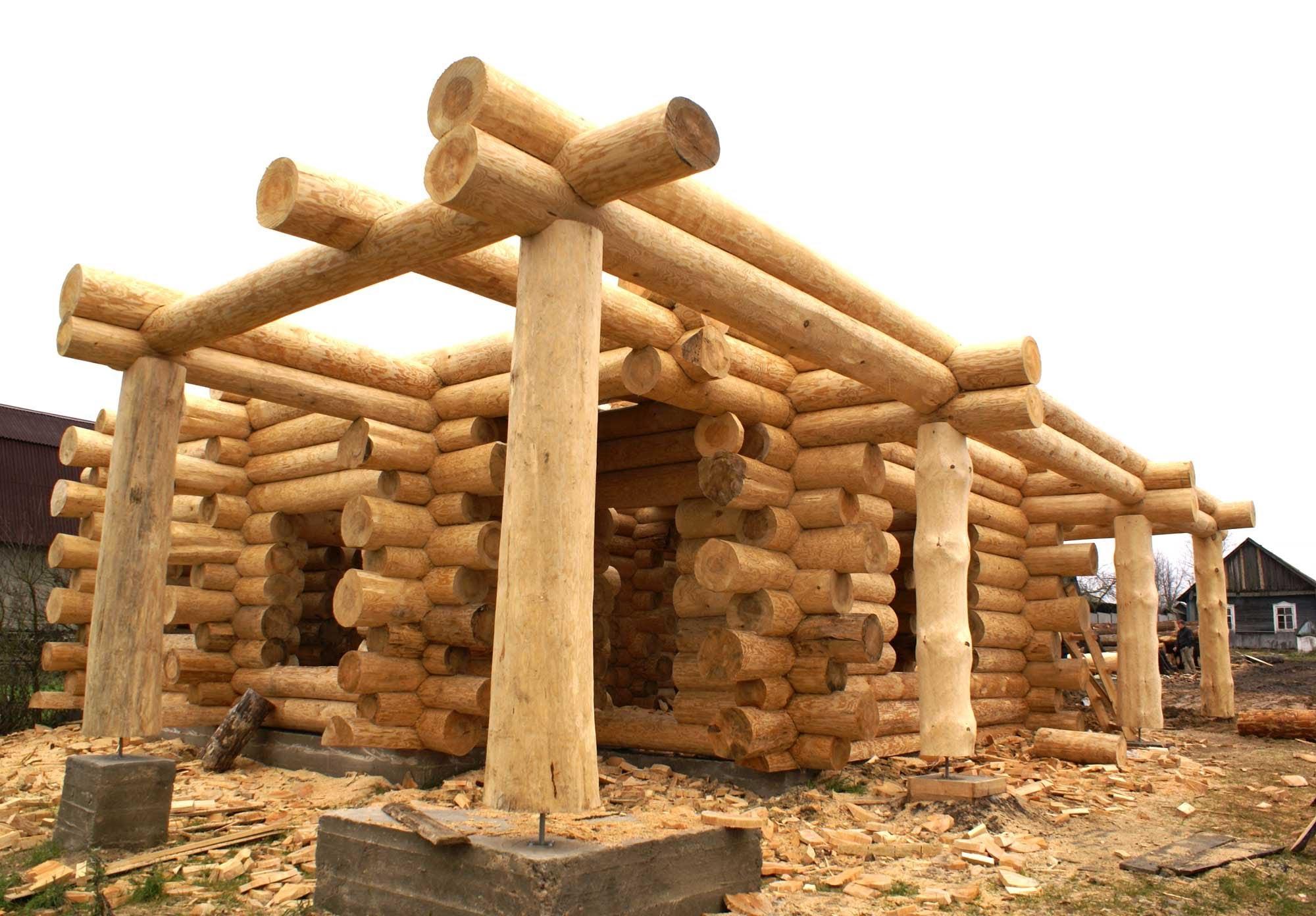 Минстрой предлагает стимулировать интерес россиян к деревянным жилищам