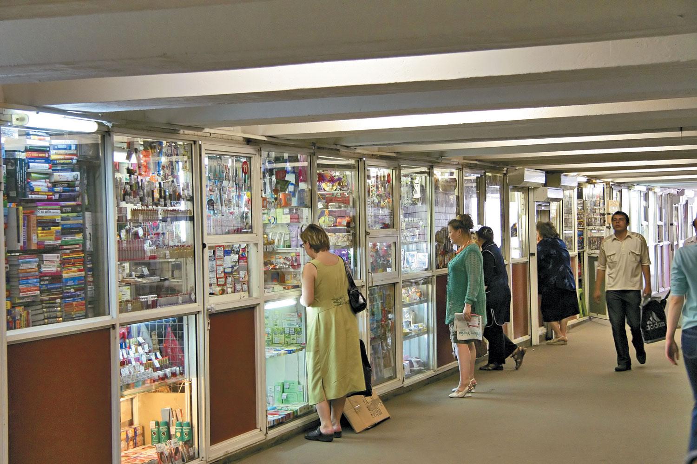 Право торговать в столичном метро предоставят победителям открытых аукционов