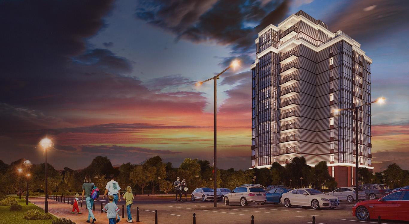 Клубный дом «Юннаты» признан проектом года премиум-класса в Москве