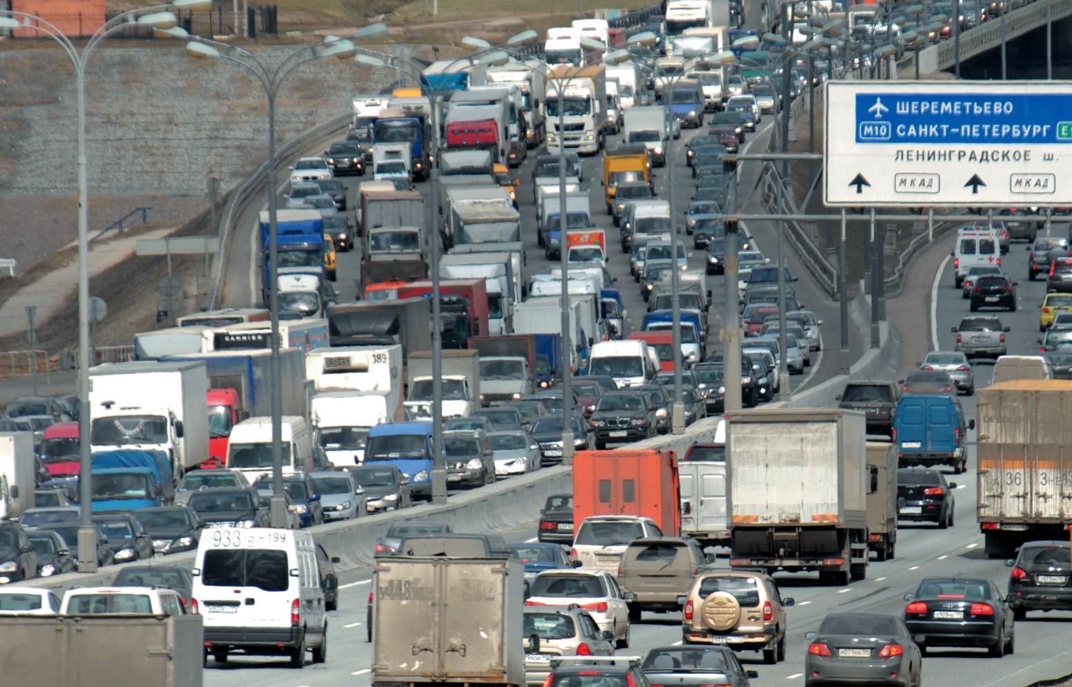 Московские дороги проверят на дефекты с помощью лазерной лаборатории