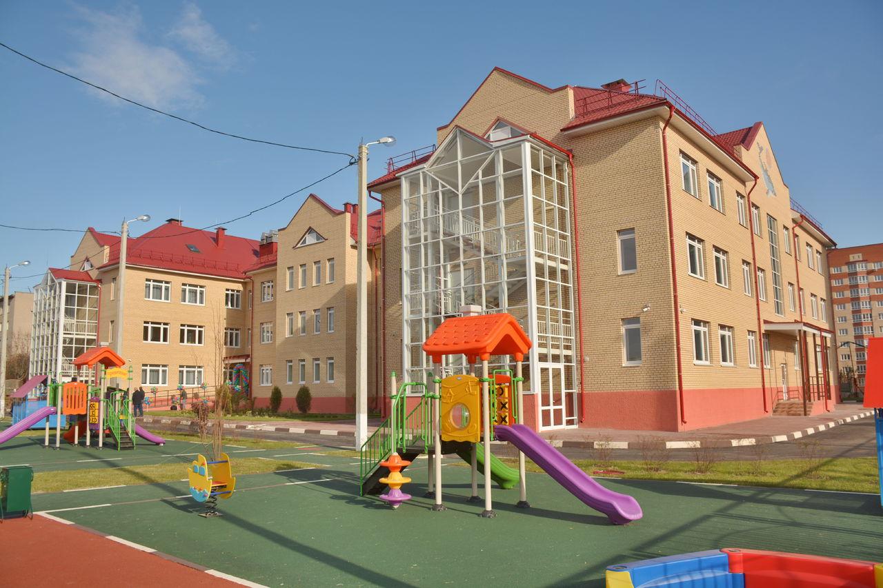 Порядка 90 школ и детсадов возведут в Москве за счет бюджета
