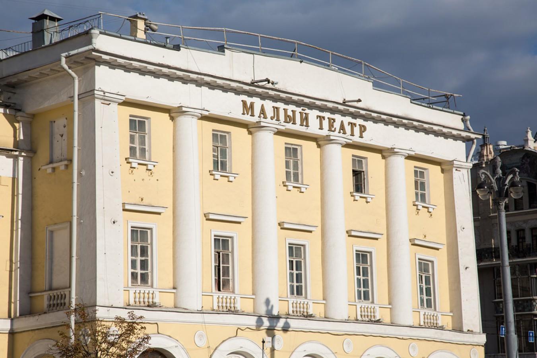 «Дело реставраторов» ставит под угрозу реконструкцию Малого театра