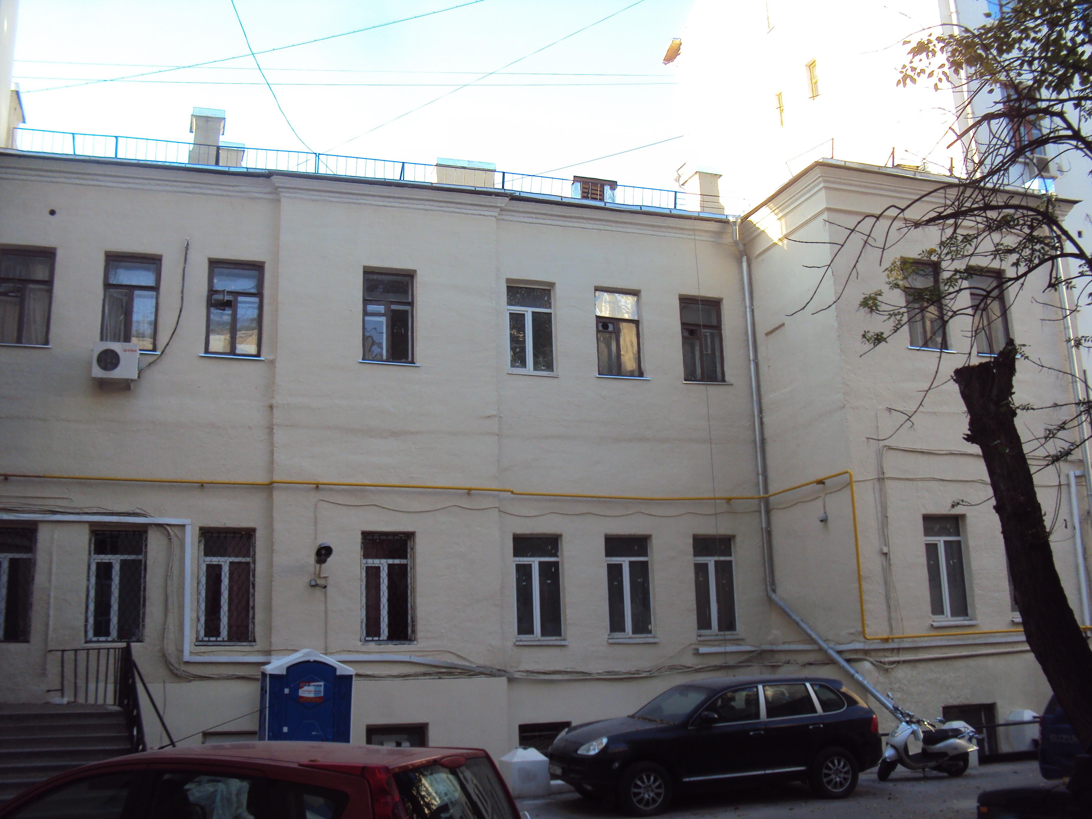 Старинные палаты Мошкова на Покровке признали памятником