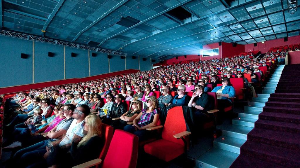 В малых городах России в этом году откроется более 140 современных кинозалов