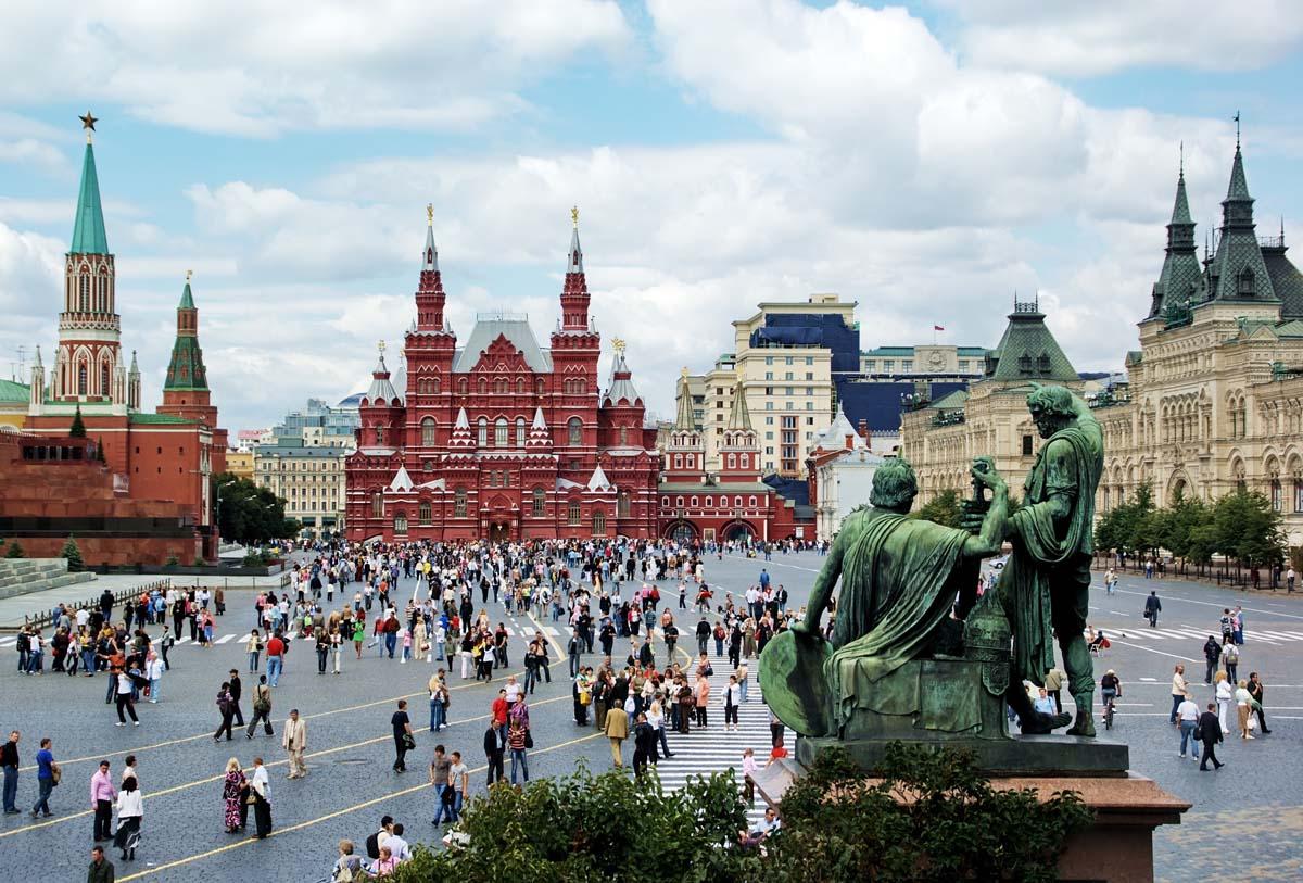 В Москве откроются новые туристические центры с бесплатным Wi-Fi