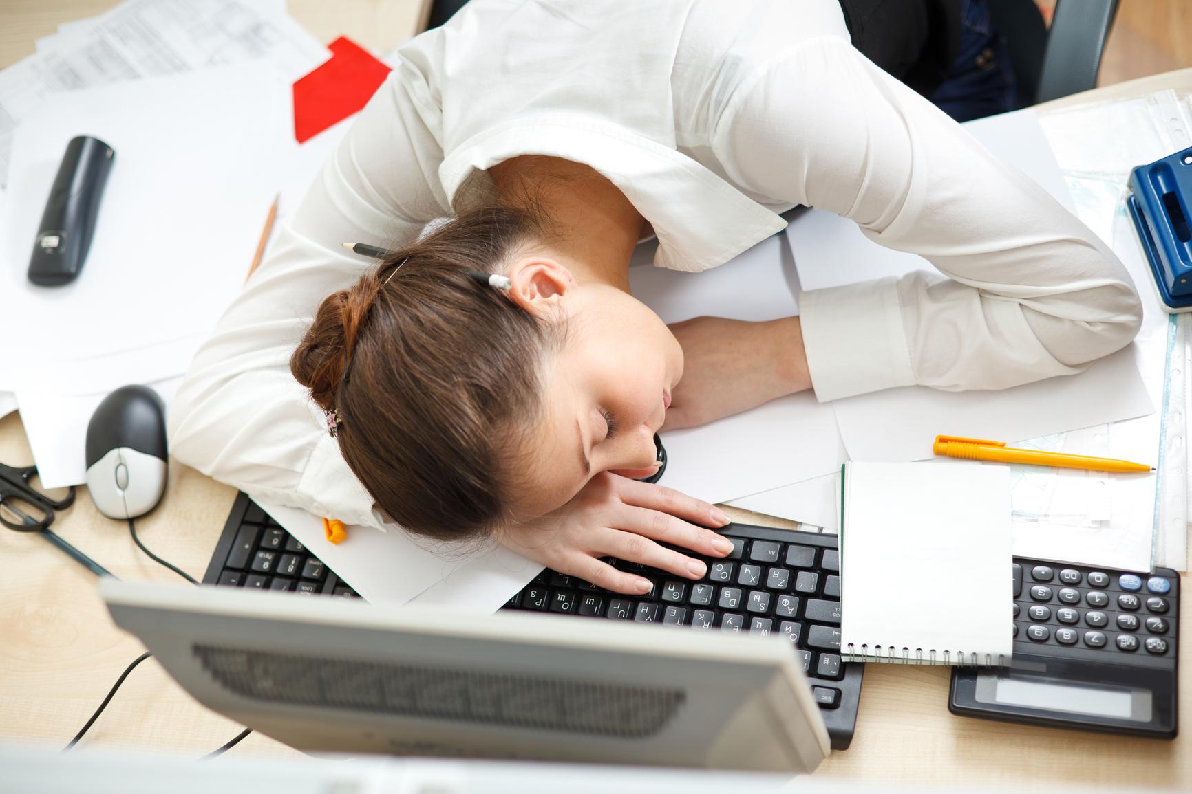 Офисы во Франции хотят оборудовать комнатами для послеобеденного сна